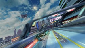 Fast and Fury (WipeoutHD) Bresciani Emanuele