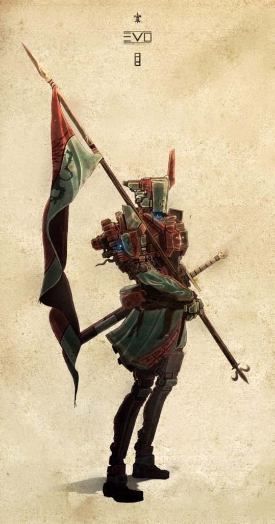 Ferrarese KnightBot-Mk24