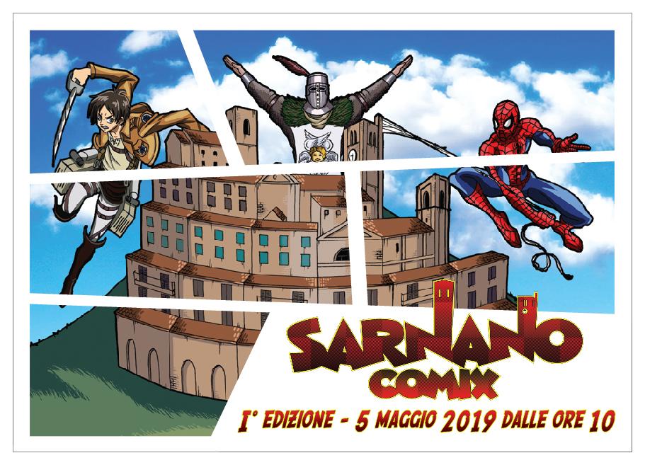 Sarnano Comix